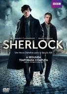 """Sherlock"" - Brazilian DVD cover (xs thumbnail)"