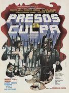 Presos sin culpa - Mexican Movie Poster (xs thumbnail)