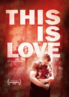 This Is Love - Movie Poster (xs thumbnail)