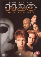 Halloween H20: 20 Years Later - British DVD cover (xs thumbnail)
