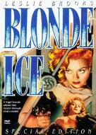 Blonde Ice - DVD cover (xs thumbnail)