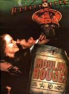 Moulin Rouge - Russian Movie Cover (xs thumbnail)