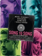Song to Song - French Movie Poster (xs thumbnail)