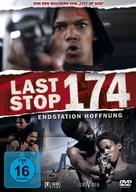 Last Stop 174 - German Movie Cover (xs thumbnail)