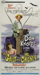 The Ghost and Mr. Chicken - Movie Poster (xs thumbnail)
