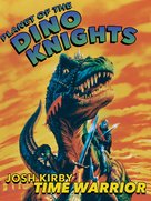Josh Kirby... Time Warrior: Chapter 1, Planet of the Dino-Knights - Movie Cover (xs thumbnail)