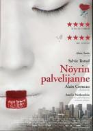 Stupeur et tremblements - Finnish Movie Poster (xs thumbnail)