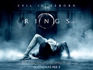 Rings - British Movie Poster (xs thumbnail)