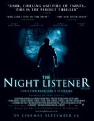 The Night Listener - British Movie Poster (xs thumbnail)