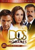 """""""Dos hogares"""" - Mexican DVD cover (xs thumbnail)"""