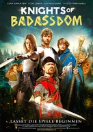 Knights of Badassdom - German Movie Poster (xs thumbnail)