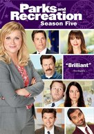 """Parks and Recreation"" - DVD cover (xs thumbnail)"