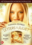 Letters to Juliet - Dutch DVD cover (xs thumbnail)