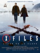 The X Files: I Want to Believe - Spanish Movie Poster (xs thumbnail)