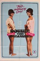 Double Your Pleasure - Movie Poster (xs thumbnail)