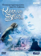 The Snow Queen - Polish DVD cover (xs thumbnail)