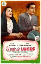 El traje de luces - Spanish Movie Poster (xs thumbnail)
