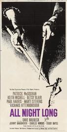 All Night Long - British Movie Poster (xs thumbnail)