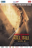 Kill Bill: Vol. 2 - Polish Movie Poster (xs thumbnail)