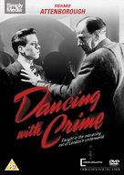 Dancing with Crime - British DVD cover (xs thumbnail)