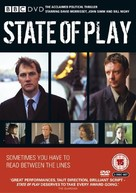 """""""State of Play"""" - British DVD movie cover (xs thumbnail)"""