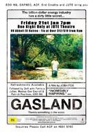 GasLand - Australian Movie Poster (xs thumbnail)