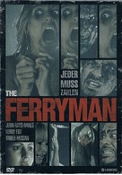 The Ferryman - German DVD cover (xs thumbnail)