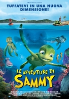 Sammy's avonturen: De geheime doorgang - Italian Movie Poster (xs thumbnail)