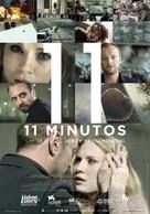 11 minut - Portuguese Movie Poster (xs thumbnail)