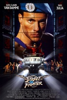 Street Fighter - Movie Poster (xs thumbnail)