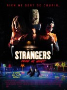 The Strangers: Prey at Night - French Movie Poster (xs thumbnail)