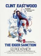 The Eiger Sanction - Movie Poster (xs thumbnail)