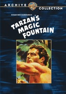 Tarzan's Magic Fountain - DVD cover (xs thumbnail)