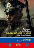 The Man Who Saved the World - Dutch Movie Poster (xs thumbnail)