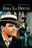 Irma la Douce - DVD movie cover (xs thumbnail)