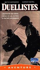 The Duellists - French Movie Cover (xs thumbnail)