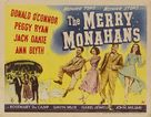 The Merry Monahans - Movie Poster (xs thumbnail)
