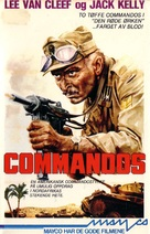 Commandos - Norwegian Movie Cover (xs thumbnail)