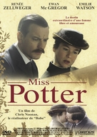 Miss Potter - Swiss DVD movie cover (xs thumbnail)