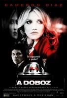The Box - Hungarian Movie Poster (xs thumbnail)