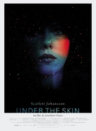 Under the Skin - French Movie Poster (xs thumbnail)