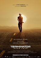 Terminator: Dark Fate - German Movie Poster (xs thumbnail)