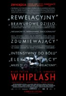 Whiplash - Polish Movie Poster (xs thumbnail)