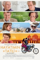 The Best Exotic Marigold Hotel - Turkish Movie Poster (xs thumbnail)