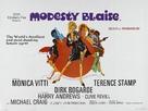 Modesty Blaise - Movie Poster (xs thumbnail)