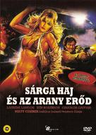 Yellow Hair and the Fortress of Gold - Hungarian DVD cover (xs thumbnail)