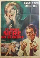 El enigma del ataúd - Italian Movie Poster (xs thumbnail)