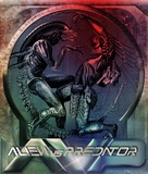 AVP: Alien Vs. Predator - Blu-Ray cover (xs thumbnail)