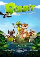 Ribbit - Spanish Movie Poster (xs thumbnail)