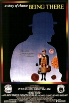 Being There - Movie Poster (xs thumbnail)